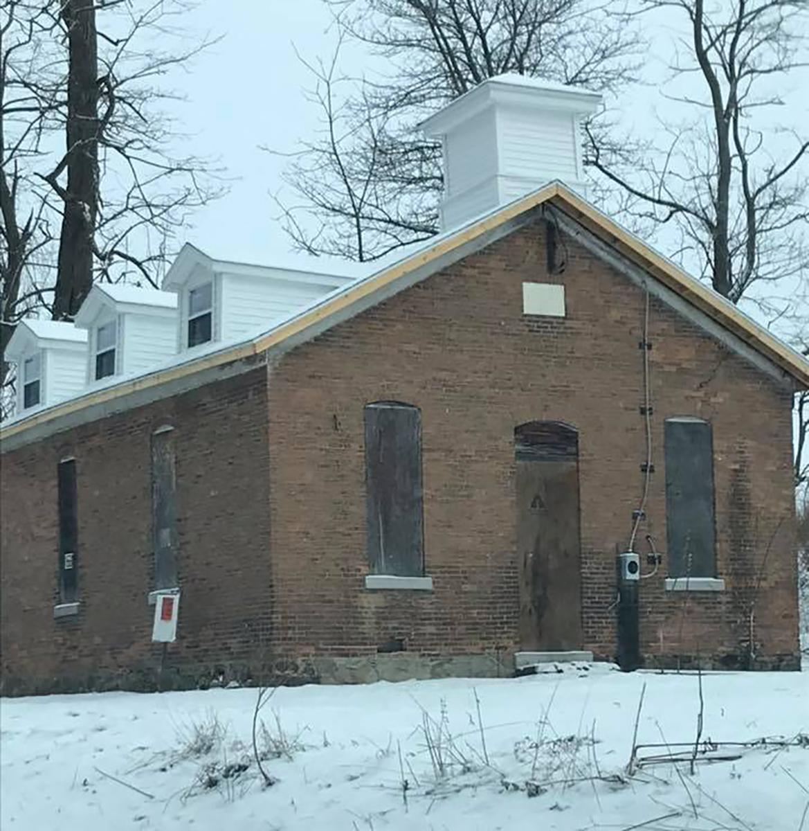Historic Hydesville Schoolhouse